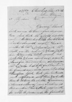 3 pages written 13 May 1851 by Rev John Morgan in Otawhao to Sir Donald McLean, from Inward letters - John Morgan