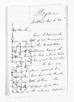 3 pages written 16 Dec 1862 by John Rogan in Auckland Region, from Inward letters - John Rogan