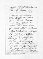 2 pages written 29 Apr 1859 by John McHardie, from Inward letters - Surnames, Macfar - McHar