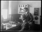 Mount Etako station, Radio Wellington