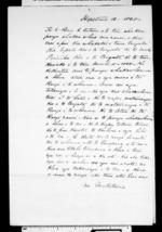 Letter from Tawhiao (with translation) - 2 pages, related to Tukaroto Matutaera Potatau Te Wherowhero Tawhiao, Waikato Region and Ngati Mahuta (Tainui), from Inward letters in Maori