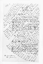 4 pages written 8 Mar 1859 by Sir Thomas Robert Gore Browne, Henry Halse and Sir Donald McLean in Taranaki Region, from Secretary, Native Department - Administration of native affairs
