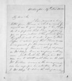 2 pages written 19 Nov 1853 by John Valentine Smith in Wellington, from Inward letters - Surnames, Smith