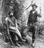 Quinton McKinnon and Ernest Mitchell