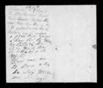 Letter from Wiremu Kingi to McLean - 2 pages written 4 Mar 1849 by Wiremu Kingi Te Rangitake to Sir Donald McLean, related to Taranaki Region, Wanganui, Taranaki (Taranaki Iwi), from Inward letters in Maori
