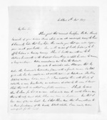3 pages written 5 Nov 1859 by John Rogan in Auckland Region to Sir Donald McLean, from Inward letters - John Rogan