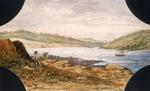 [Brees, Samuel Charles], 1810-1865 :[Porirua Harbour. ca 1842]