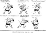 Minhinnick, Gordon, 1902-1992 :Shadow Boxing for the Big Fight. 5 September, 1972.
