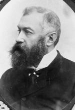 Portrait of Edward Wingfield Humphreys