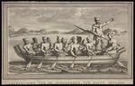 Gilsemans, Isaac, fl 1630s-1645? :Afbeelding van de inwooneren van Nieuw Zeeland. [ca 1700]
