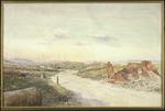 Lloyd, Arthur John  1884- :[War-time desolation  ca 1916]