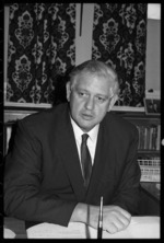 Prime Minister Norman Kirk