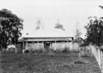 House of British Resident Mr Busby in Waitangi