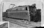 "Electric locomotive ""Ed"" 101"
