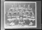 Wellington Rugby Football Union representative team of 1919 - Photograph taken  by Zak Studios, Wellington