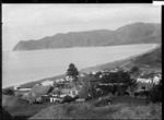Waipiro Bay looking south to Koutunui Point