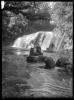 Coal Creek Falls, Greymouth