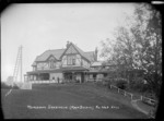 Te Waikato Sanatorium at Maungakawa, view of the main building