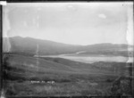 Raglan Harbour, a general view, circa 1911 - Photograph taken by Gilmour Brothers