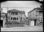 Wai-iti - A two-storied brick house