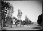 View of Princes Street, Auckland