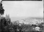 Panoramic view of Napier