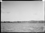 Raglan from Kopua, August 1910 - Photograph taken by Gilmour Brothers