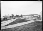Bow Street looking east, Raglan, July 1910 - Photograph taken by Gilmour Brothers
