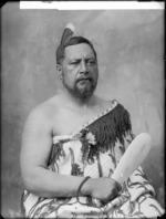 Ngapoita [?] - Photograph taken by William Henry Thomas Partington