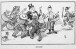 Lloyd, Trevor, 1863-1937 :Butcher! Evening Post, 14 November 1932.