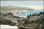[Postcard]. St Clair, Dunedin, N.Z. [Photographer] Guy. New Zealand Post Card. [ca 1905].
