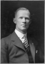 Orr, Elizabeth W :Portrait of Alexander Robert Entrican, 1898-1965