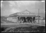 Gilmour Brothers store, Raglan, 1910 - Photograph taken by Gilmour Brothers