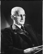 University of Otago.  Department of Physics :Photograph of Robert Jack, 1877-1957