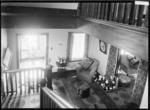 Hallway, showing furniture