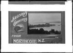Northcote from Birkenhead, Auckland