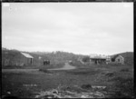 Te Mata, near Raglan, Waikato District, 1910 - Photograph taken by Gilmour Brothers