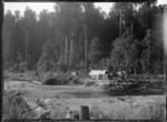 Pukuwheka, on the North Island Main Trunk Railway line