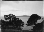 Rangitoto Island viewed from St Heliers Bay
