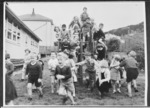 Children at play, Thorndon School, Wellington