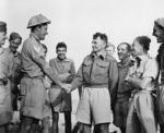 Charles Hazlitt Upham VC and members of his platoon