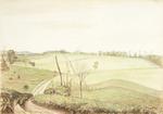 [Williams, John]  d 1905 :View of the Waimati from the road to Poka Noi and Waka's pa.  [1845]