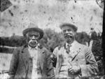 Iriwhiro and William Watson Bird, inspector of Maori schools