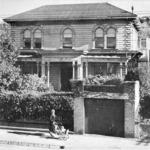 Obstetric hospital, Willis Street, Wellington