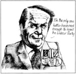 Scott, Thomas 1947- :I'm the only one battle-hardened enough to lead the Labour Party. NZ Listener, 6 November 1982.