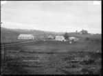 Te Mata township - Photograph taken by Gilmour Brothers