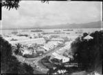 Suva Harbour, Viti Levu, Fiji