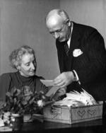 Peter Fraser and Janet Fraser