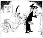 Brockie, Robert Ellison, 1932- :Waitangi Day 2004. National Business Review, 5 February 2004.
