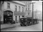 Checker Taxicab Company Ltd, Wellesley Street East, Auckland